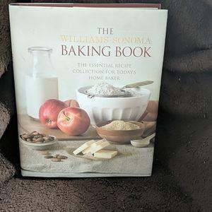 Williams-Sonoma baking book